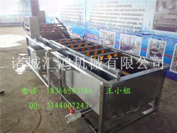 1000匯鴻廠家供應地瓜切片機切條清洗機可定制