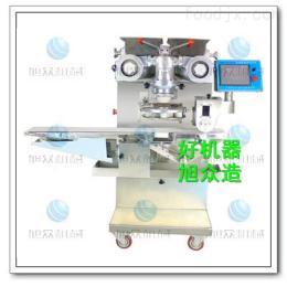 旭众-64月饼包馅机中秋月饼机,全自动月饼机,云南火腿月饼机