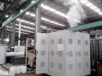 DNS200节能电磁加热蒸汽锅炉
