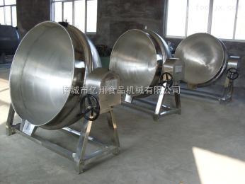 电加热夹层锅煮驴肉