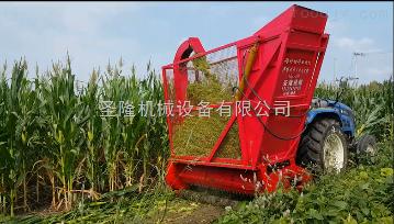 新型粉碎青儲機 專業玉米秸稈收割機