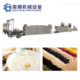 小型預糊化淀粉膨化機營養粉生產線