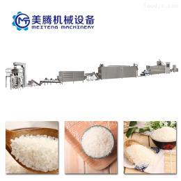 方便玉米加工设备营养大米生产线