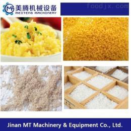加热米饭自动设备 营养大米生产线
