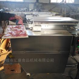 QP-2000鸡胸肉片机 鲜肉切片设备 鸭胸肉切肉机