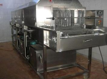 XXJ-6米厂家直销医药箱清洗消毒机,塑料箱清洗机厂家