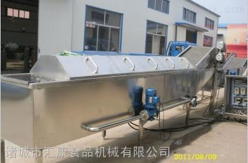 SJ-3米巴士杀菌流水线,酱菜包装袋巴士杀菌机