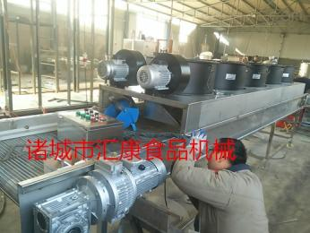 FG-4米榨菜包装袋除水风干机 菊花茶风干机价格