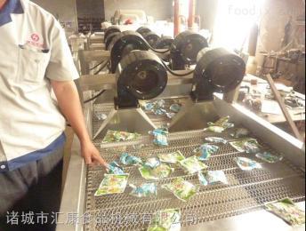 FG-5米包装袋除水风干机红枣风干机 表面除水汇康机械厂家报价