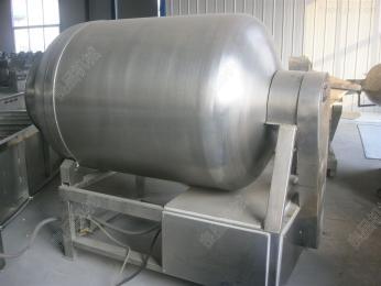 LPGR-1000货供应全自动真空滚揉&肉料混合搅拌机