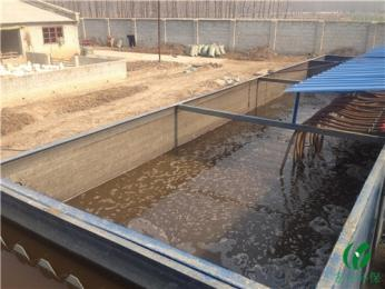 HY-SWHY型 结构紧凑操作简单屠宰污水处理设备占地更省