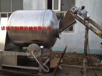 1500恒順 供應大型滾揉機牛肉腌制入味機 豬肉嫩化機 羊肉入味機