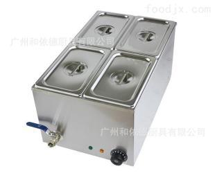 BM-4VHird和依德商用电热保温汤池 暖汤炉保温餐车售饭台 特价