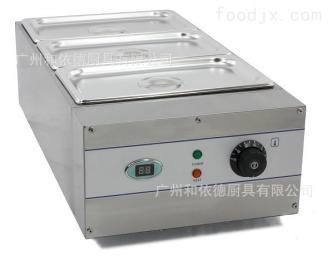 BM-33S电热汤池/商用保温汤池 保温汤炉保温暖汤炉盆 不锈钢汤池