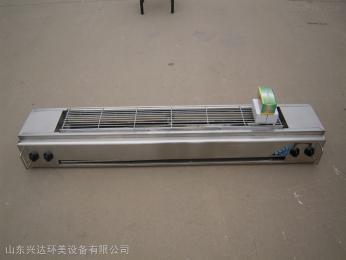 HM-RQ-2興達環美1.5米自動打火燃氣烤串爐