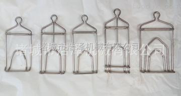 不锈钢毛鸡钩,毛鸭钩,挂鸡钩子,挂鸭钩子,肉鸡宰杀钩子,家禽宰杀挂钩