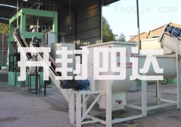 電動機械化數控淀粉設備