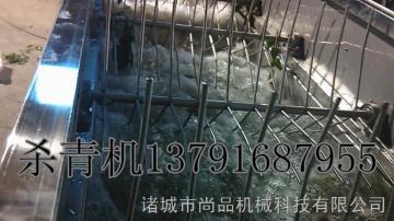 5000*750*1200热销尚品牌茶叶杀青机 新型茶叶杀青机