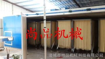 SPHG-1*24热风循环箱式小型面条面片烘干机全国