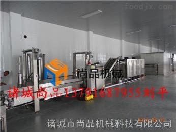 SPDZ-4000長春專業生產鍋包肉油炸機廠家