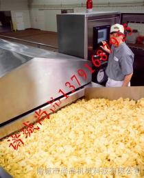 SPDZ-4000歡迎來電咨詢速凍薯片油炸生產線