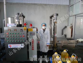 SPZM-4000河南安徽使用客戶推薦速凍薯片薯條油炸機 連續油炸生產線尚品專供