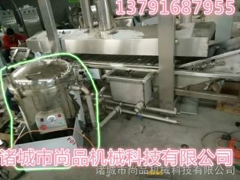 LY-60山東濰坊炸油過濾機 過濾機廠家 過濾徹底延長炸油使用周期