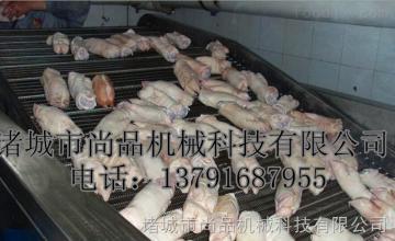 SPDZ3000南京脆皮豬手油炸機價格