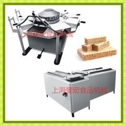 40型華夫夾心餅干機/威化餅干機/威化設備/華夫餅干生產線
