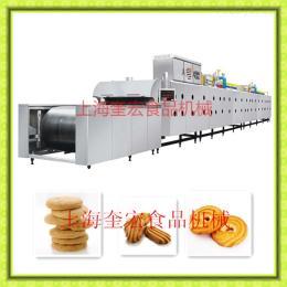 電力型曲奇自動生產線/曲奇餅干自動生產設備/大型曲奇生產線