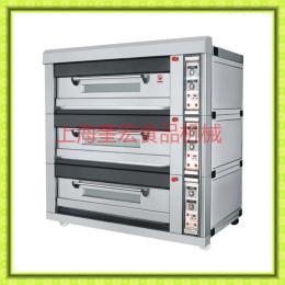 306-315型电脑控制面板燃气烤箱/蛋糕面包烤箱