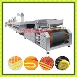 1000型瑞士卷蛋糕机器/瑞士卷生产设备