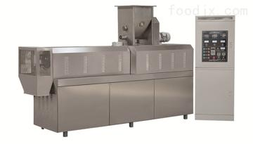 SLG65-III双螺杆食品膨化机厂家年前低价促销欢迎比价格比质量