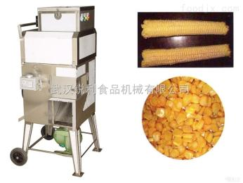 268鮮玉米脫粒機/TW-268全自動鮮玉米脫粒機/嫩玉米甜玉米脫粒機