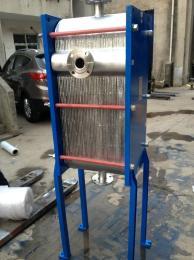 ABM-R上海艾保普陀区长征镇全焊接板式换热器厂家、牛奶养殖场专用设备板式冷排