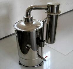 YA-ZD-20不锈钢电热蒸馏水器-(自动控制系统)蒸馏水器-蒸馏水器生产商