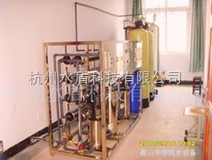 JD-1000杭州高精□密电子行业用反渗透纯水设备,电子厂用反渗透』纯水设备。