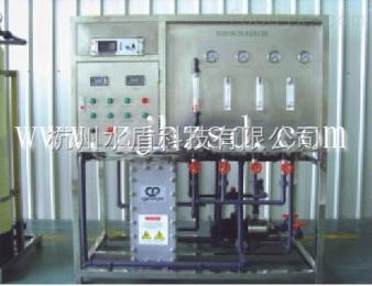 JD-1000浙江精密※电子行业用超纯水设备,电子厂用反渗透纯水设备。