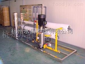 JD-1000冶炼化工行业用反@渗透纯水设备。