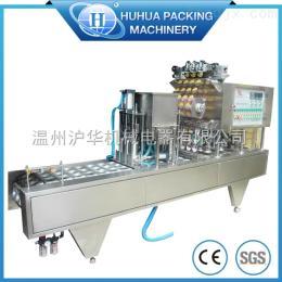 纸杯灌装封口机-灌装封口机厂家-沪华机械