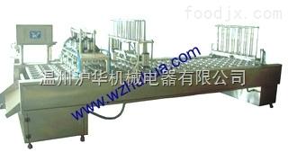BG60A-4QC型方便面全自动封口机(6碗机)--沪华机械