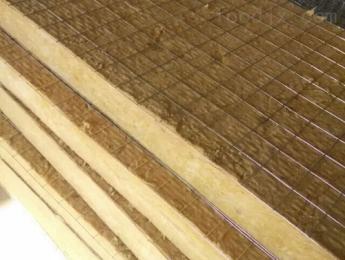 供应中墙外墙钢网岩棉板