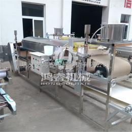 LPJ-600全自動圓形涼皮機是大型批發涼皮的理想設備