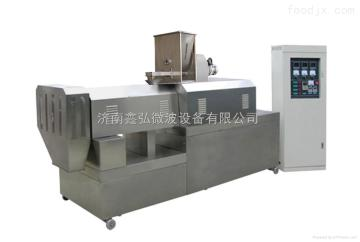 锅巴膨化设备生产线厂家