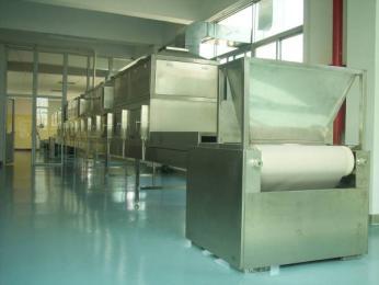 xh-60kw土豆微波烘干设备