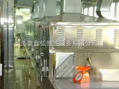 花生微波烘烤設備結構