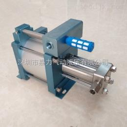 JL深圳嘉力 大流量 氣驅液壓泵 氣動液壓泵 氣驅液體泵
