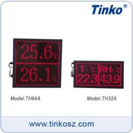 TH32A-M2-88-C1-BTinko 溫濕度大屏顯示器