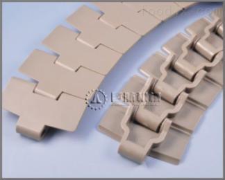塑料输送链板 JL880食品饮料包装塑料输送线