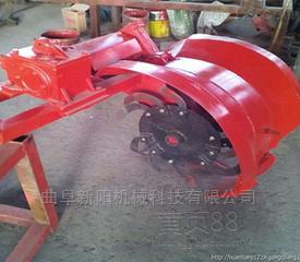 xy-50拖拉机带动果树施肥开沟机